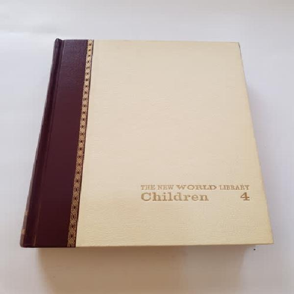 Encyclopedia, the new world library, children, volume 4