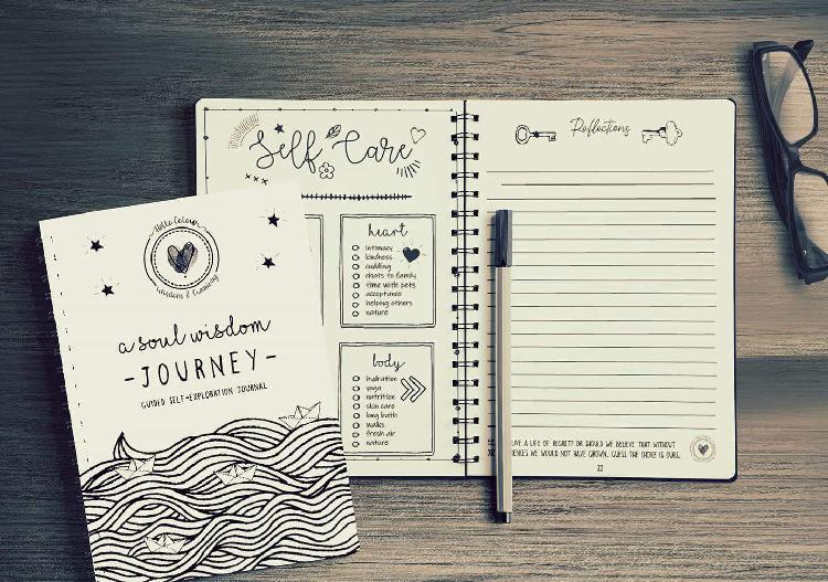 Soul Wisdom Journey - Self-Exploration Journals