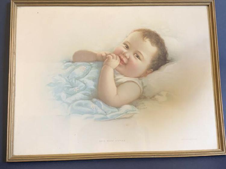 Vintage print (baby)