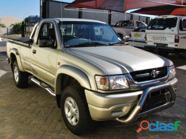 2005 Toyota Hilux Legend 35 for sale KZN Kokstad 4
