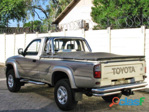 2005 Toyota Hilux Legend 35 for sale KZN Kokstad 5