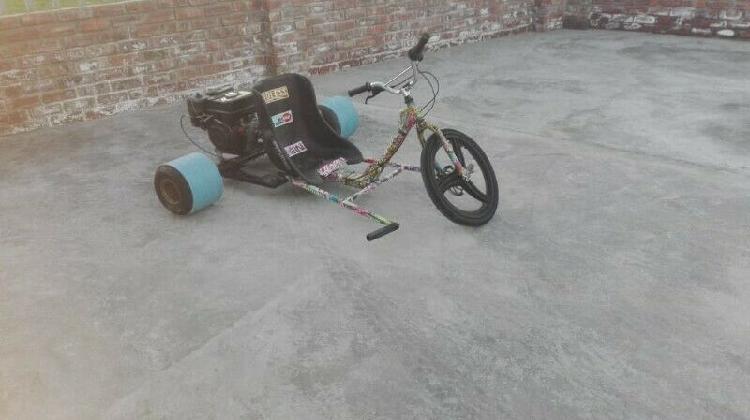 200 cc motorised drift trike