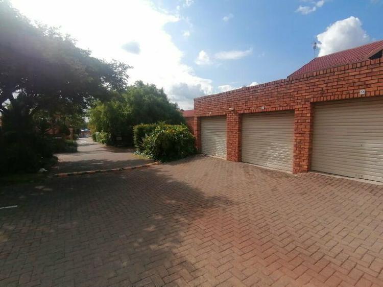 Apartment to rent on garsfontein