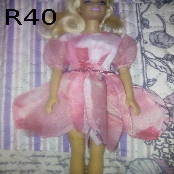 Assorted Barbie Dresses