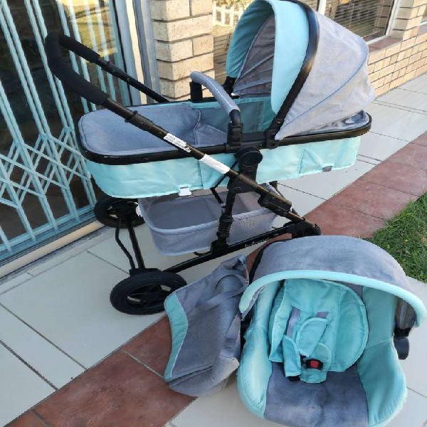 Belecoo baby stroller 3 set