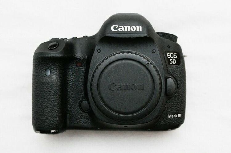 Canon 5D MKIII DSLR body