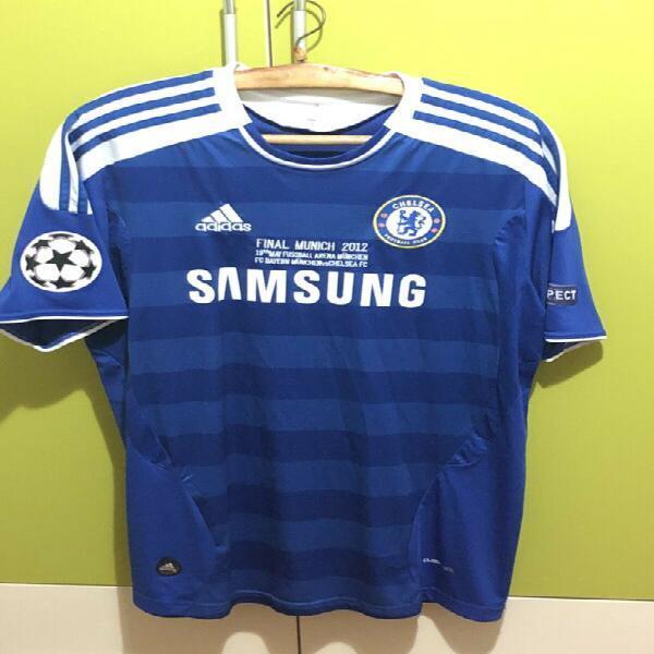 Chelsea 2012 cl finale fernando torres jersey
