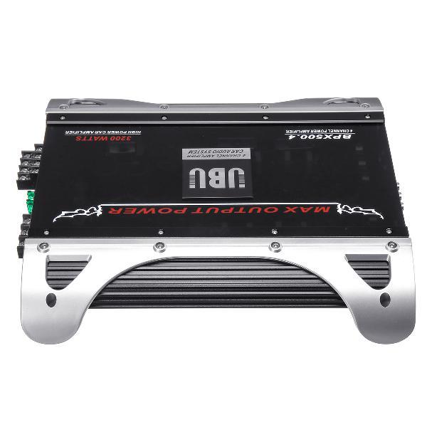 Crunch 4 channel3200 watt amp car stereo hifi sound