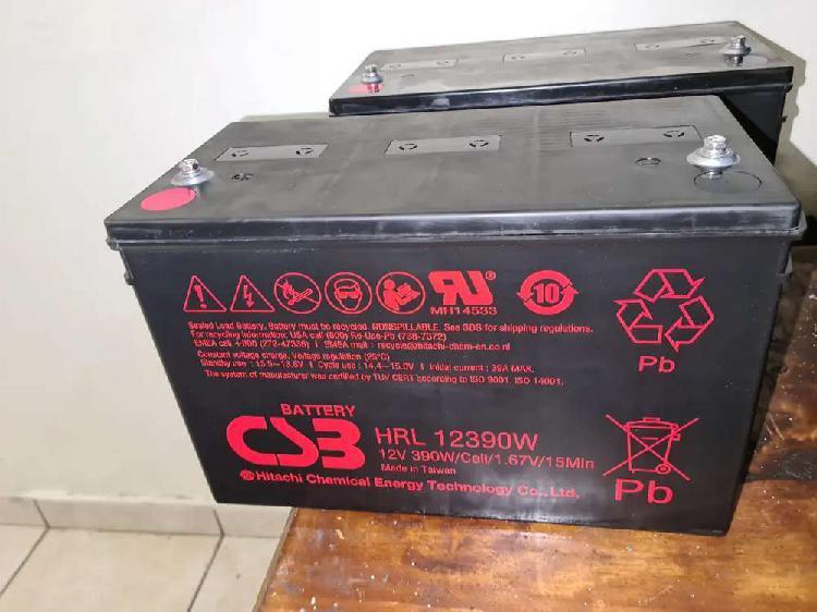 Csb HRL 12390W AGM Batteries