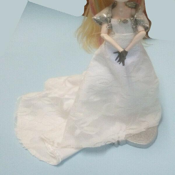 Ever After High Doll's Wedding Dress