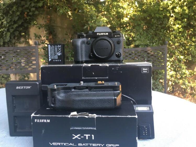 Fujifilm xt1 bundle