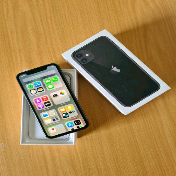 Iphone 11 128 Gb With Box + Proof of Purchase