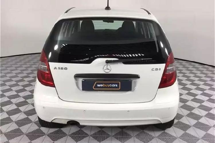 Mercedes benz a class a180cdi classic auto 2013