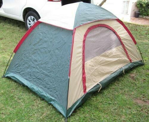 Camp master 2 man tent - r250