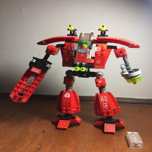 Lego exo-force 7701