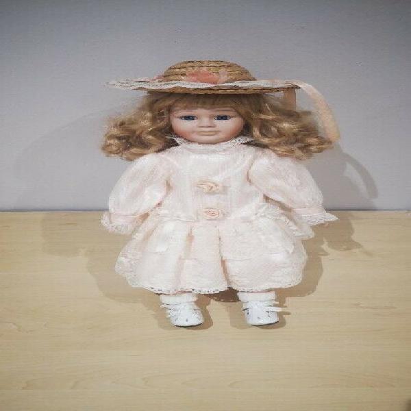 Porcelain doll - vintage
