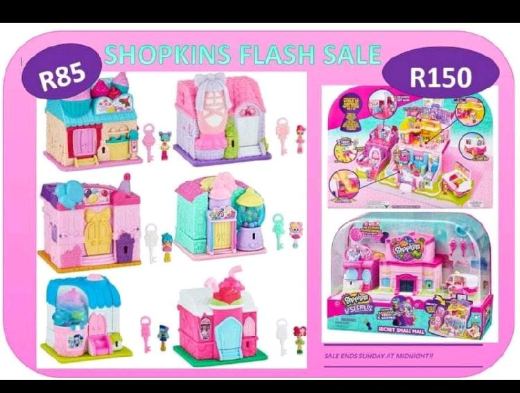 Shopkins flash sale