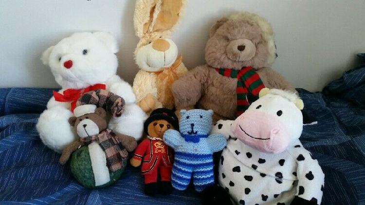 Soft toys for sale - only 7 left!