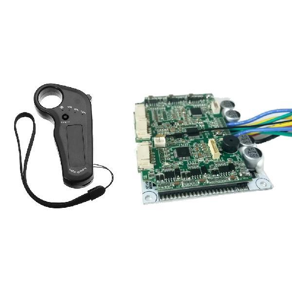 Upgraded 24v/36v dual drive controller esc substitute for
