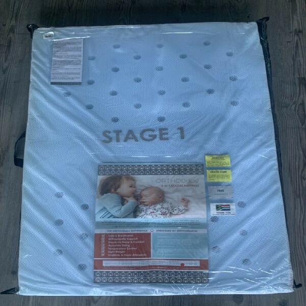 Baby camper cot mattress
