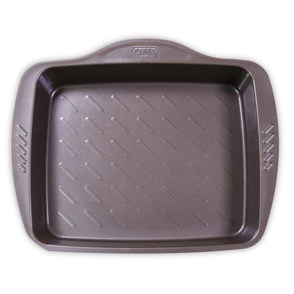 Pyrex asimetria rectangular roaster