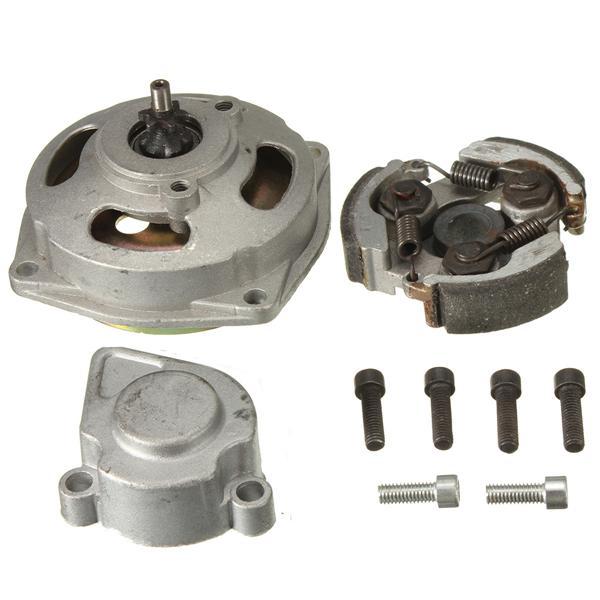 Gear box clutch drum bell housing for mini moto quad 6 teeth