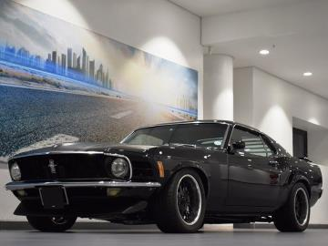 1970 ford mustang gt 390 for sale