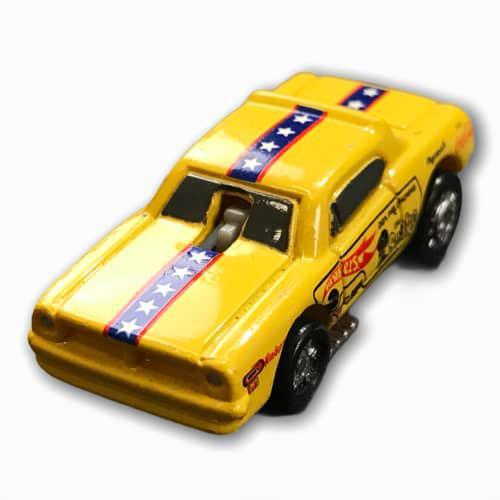 Hot wheels red line don prudhomme snake funny car 1969 -