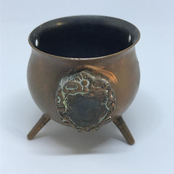 Miniature potjie souvenir (for printers tray/dollhouse)