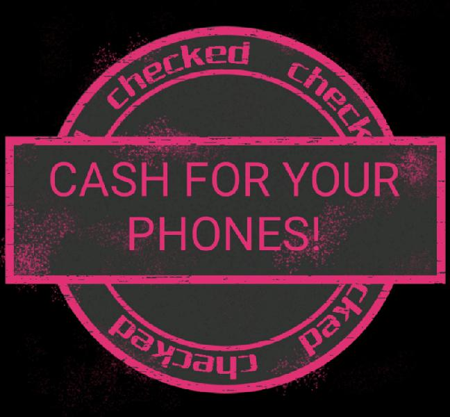 Need cash, sell me your phones