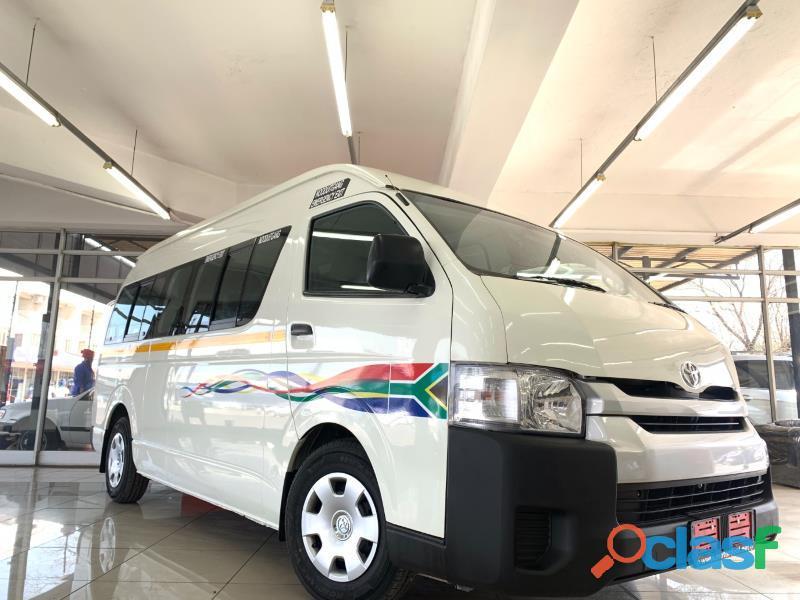 2019 Toyota Quantum 2.5 D4D Sesfikile 16 seater 1