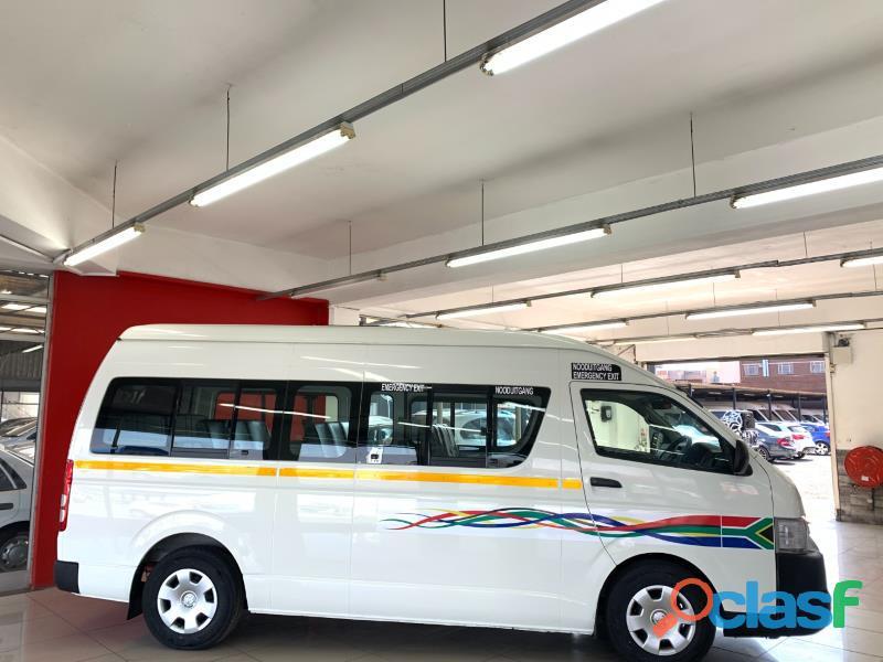 2019 Toyota Quantum 2.5 D4D Sesfikile 16 seater 2