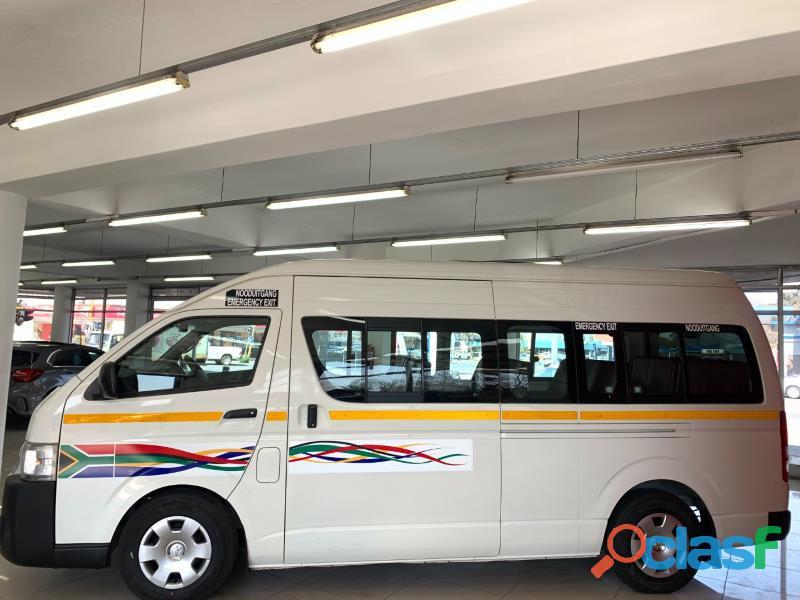 2019 Toyota Quantum 2.5 D4D Sesfikile 16 seater 11