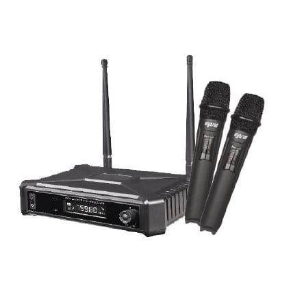 Hybrid u-df b2 x handheld wireless microphone system