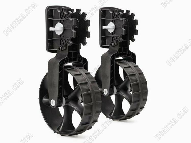 Dinghy wheels pair