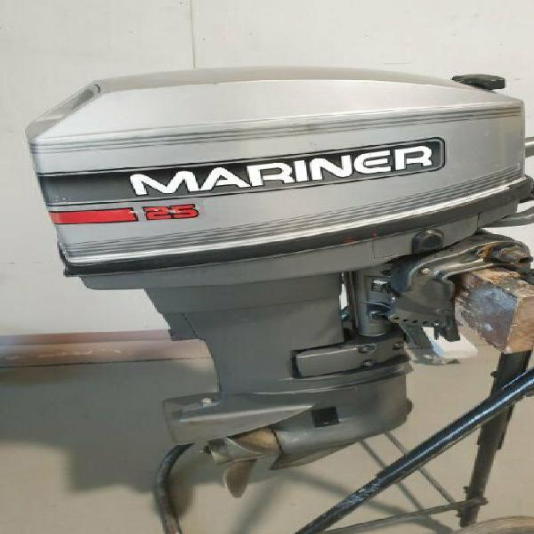 Mariner 25hp two stroke