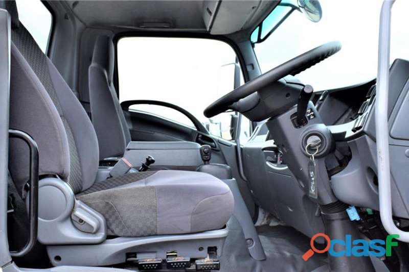 2016 Isuzu Truck FRR 500 Auto Drop side 3