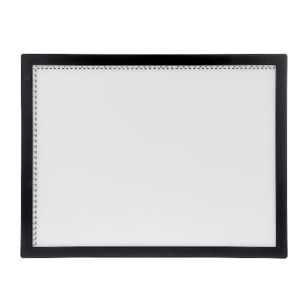 A3 led lighted drawing board professional light box drawing