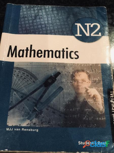 Civil Engeneering N2 book second hand R100 each