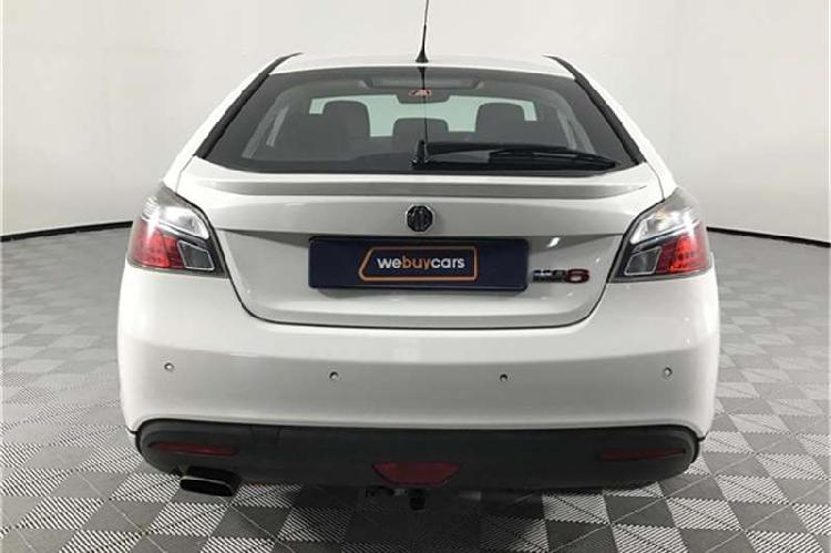 Mg mg 6 mg6 fastback 1.8t luxury 2013