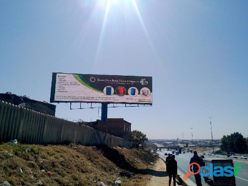 Led digital billboards for sale in south africa