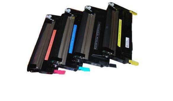 Compatible samsung 409 cyan toner cartridge