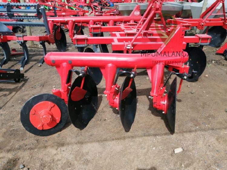 3 disc plough - mpumalanga implements