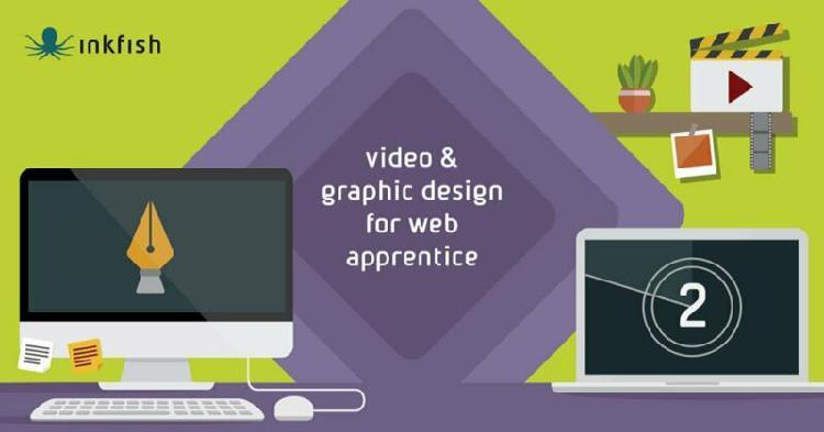 Graphic design apprenticeship