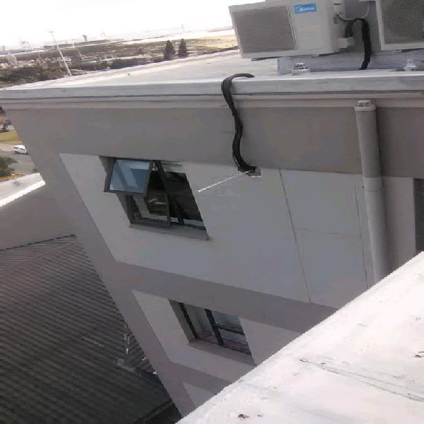 Coldrooms & air con services
