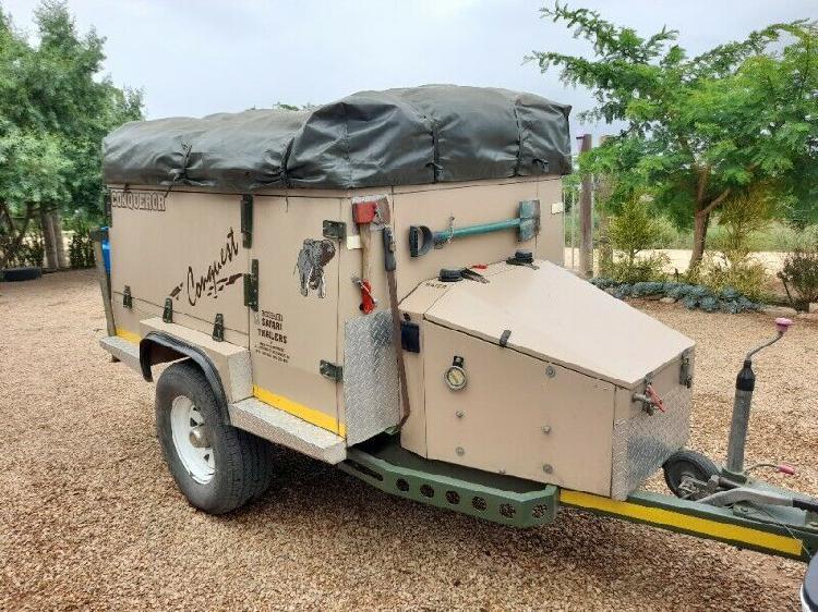 2006 conqueror conquest camping trailer