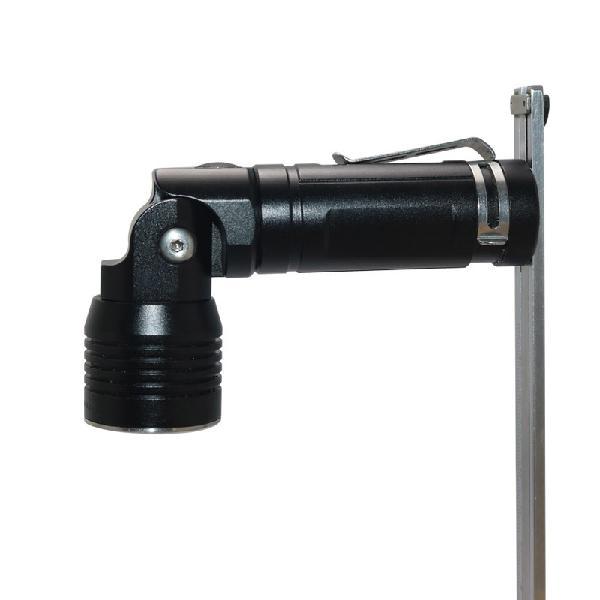 Lightfe zm26 xm-l-u3 800lm zoomable led flashlight with