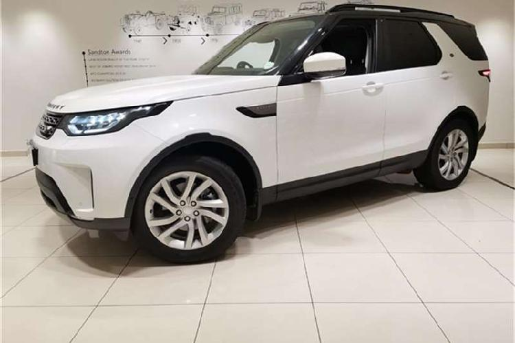 Land Rover Discovery SE Td6 2020