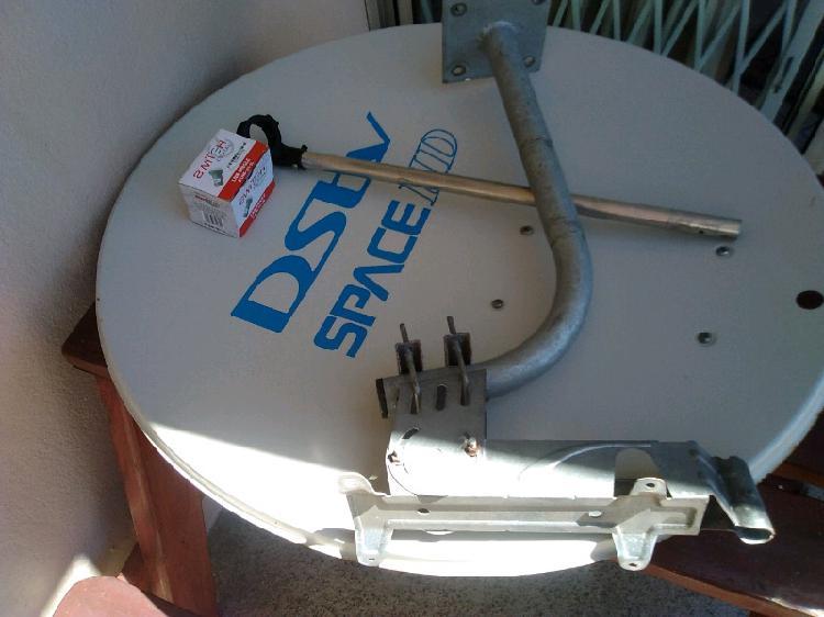 Dstv satellite dish