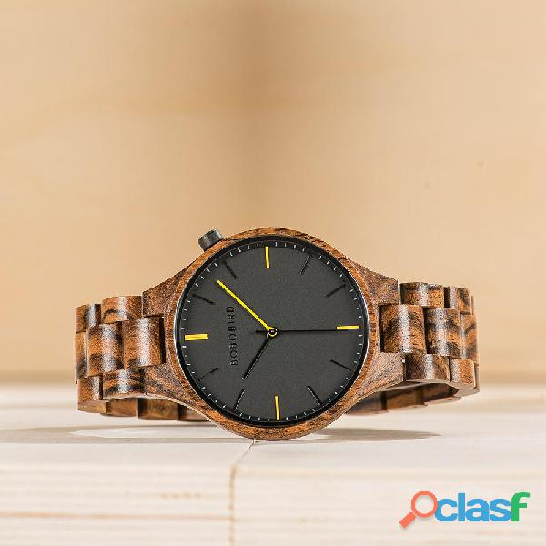 Wooden Watches & Wooden Sunglasses for Men and Women 3